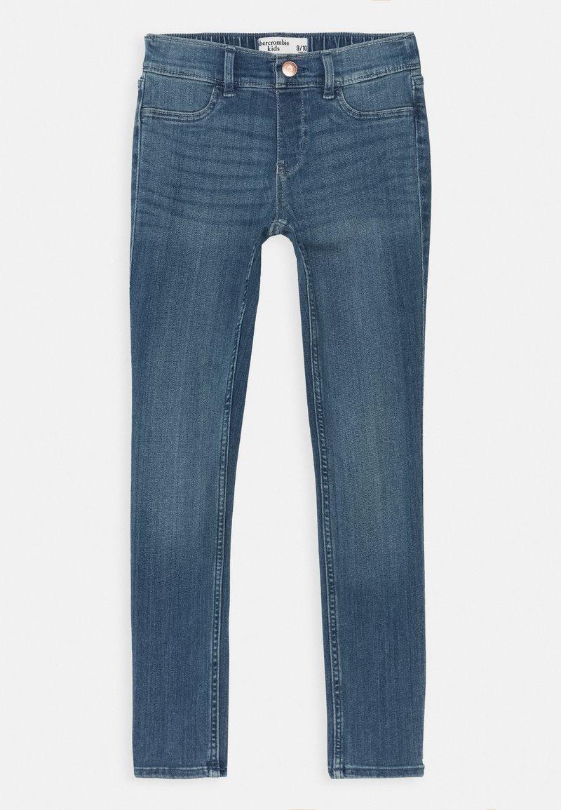 Abercrombie & Fitch - Skinny džíny - medium dark wash