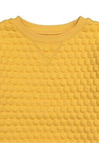 The Striped Cat - Sweatshirt - yellow - 2