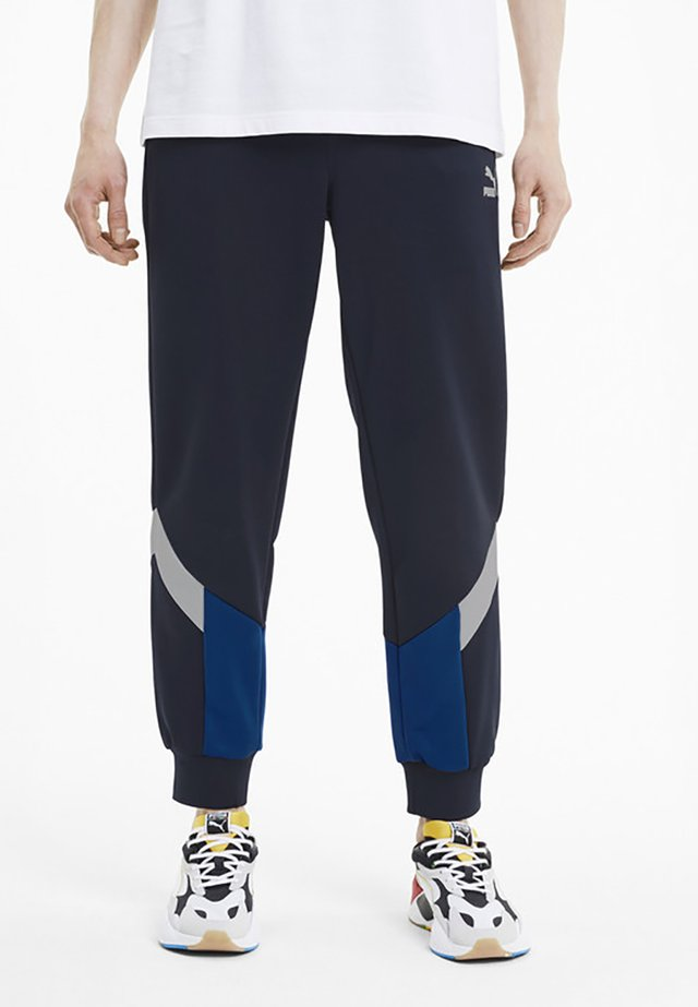 ICONIC MCS - Pantaloni sportivi - peacoat