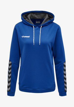 AUTHENTIC - Hoodie - true blue