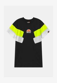 Ellesse - JONARO - Camiseta estampada - black - 0