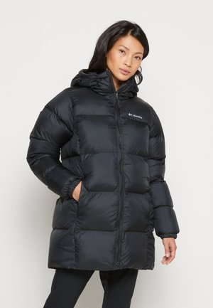 PUFFECT™ MID HOODED JACKET - Winter coat - black