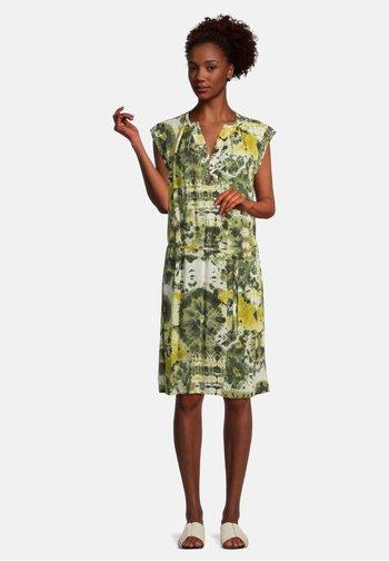 MIT MUSTER - Day dress - cream/khaki