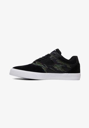 KALIS VULC SE - Sneakers laag - black camo
