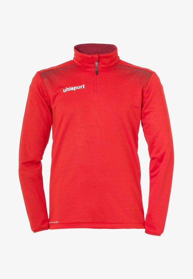 GOAL - Sports shirt - red/bordeaux