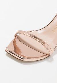 Stuart Weitzman - AMELINA  - Sandals - rose gold - 2