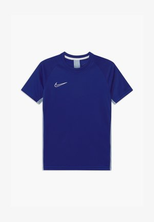 DRY  - T-shirt sportiva - deep royal blue/armory blue/white