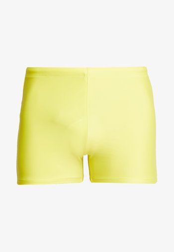 TRUNK - Swimming trunks - bright yellow
