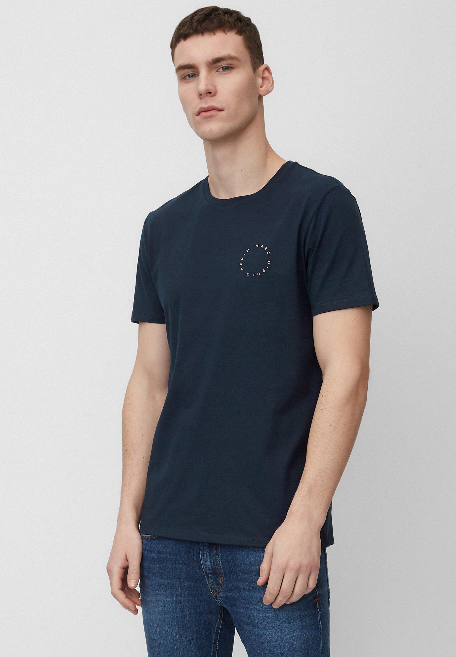 Men SHORT SLEEVE LOGO - Print T-shirt