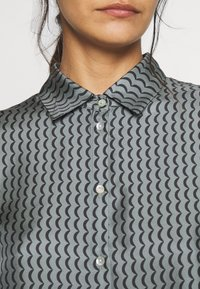ASCENO - LONDON - Pyjamashirt - grey/black - 6