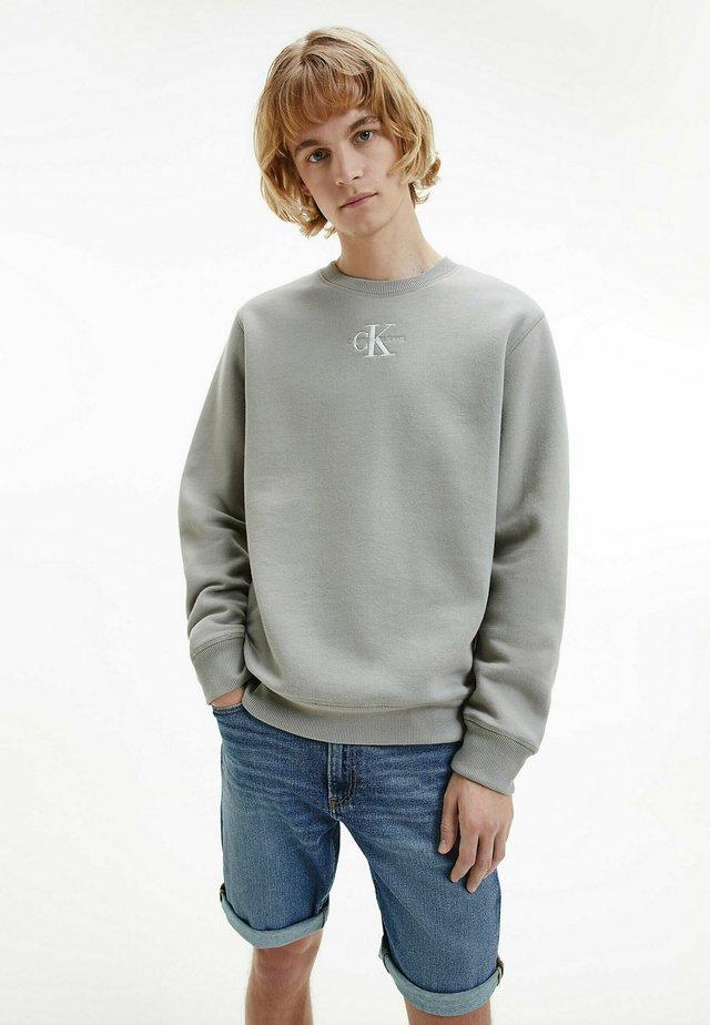 Sweatshirt - elephant skin