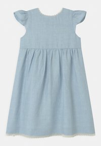 Twin & Chic - MARBELLA - Shirt dress - blue - 0