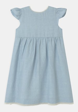 MARBELLA - Shirt dress - blue