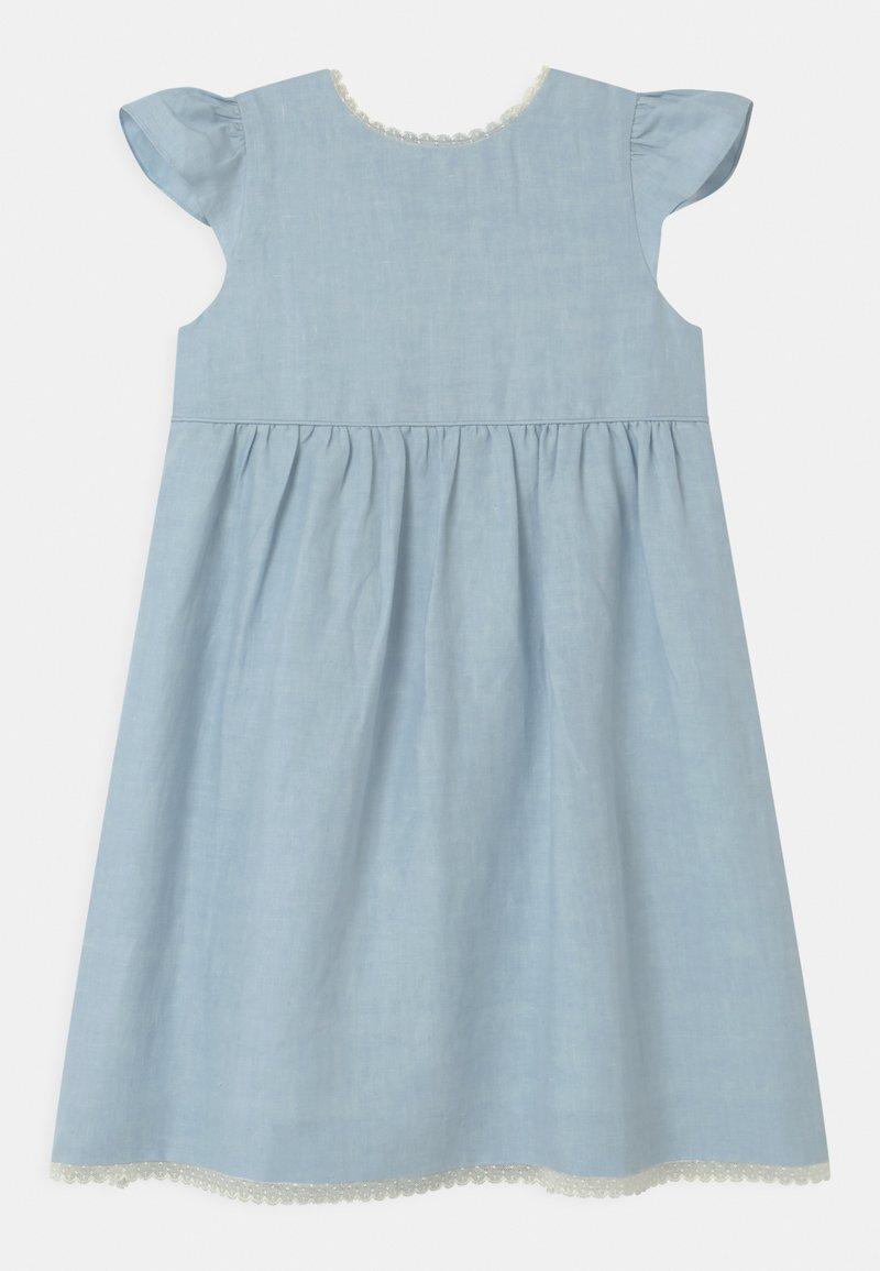 Twin & Chic - MARBELLA - Shirt dress - blue