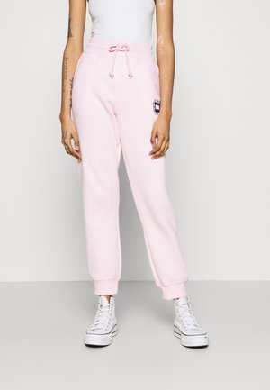 BOX FLAG PANT - Jogginghose - pink