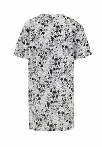 DeFacto - DISNEY MICKEY MOUSE - Jersey dress - white/black - 1