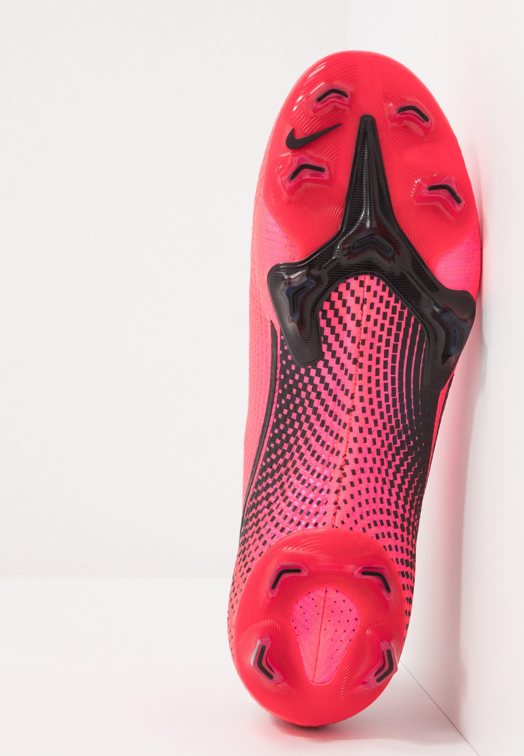 Nike Performance MERCURIAL VAPOR 13 ELITE FG - Fotballsko - laser crimson/black