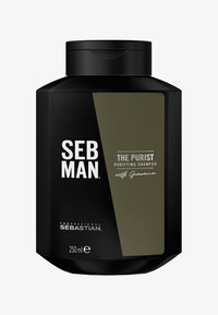 SEB MAN - THE PURIST 250ML - Shampoo - - - 0