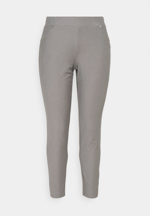 SOLID PULL ON - Leggings - Trousers - concrete