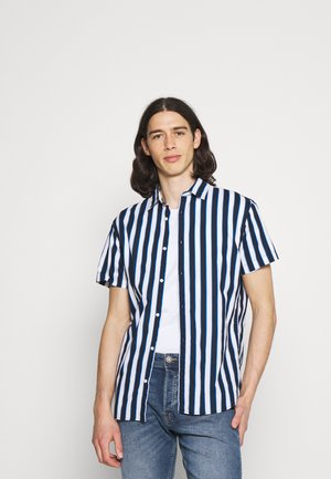 JJCHRIS - Shirt - classic blue