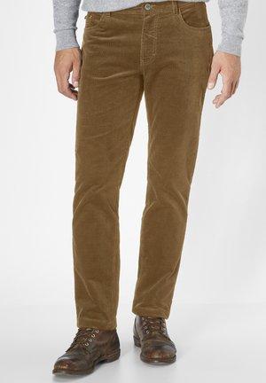 MILTON - Trousers - camel