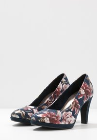 Marco Tozzi - High heels - navy - 4