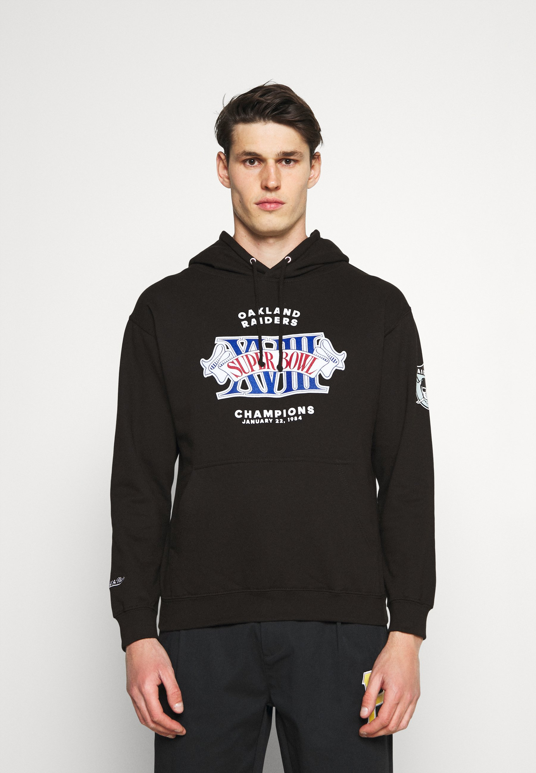 Homme NFL OAKLAND RAIDERS RINGS VIP HOODY - Article de supporter