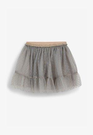 A-line skirt - grey