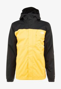 The North Face - QUEST TRICLIMATE JACKET 2-IN-1 - Kuoritakki - yellow/black - 5