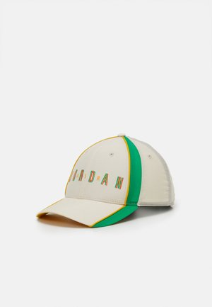 AIR - Casquette - oatmeal/lucky green/dark sulfur/track red