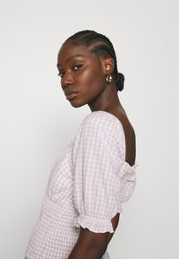 Abercrombie & Fitch - MIMOSA BLOUSE - Blouse - white - 3