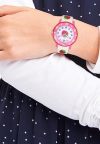 s.Oliver - Watch - pink - 1