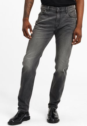 RIDER - Jeans Straight Leg - moto worn in