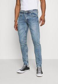 Redefined Rebel - STOCKHOLM DESTROY - Slim fit jeans - pearl blue - 0