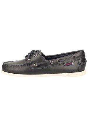 SEBAGO HALBSCHUHE - Boat shoes - blue navy sb908