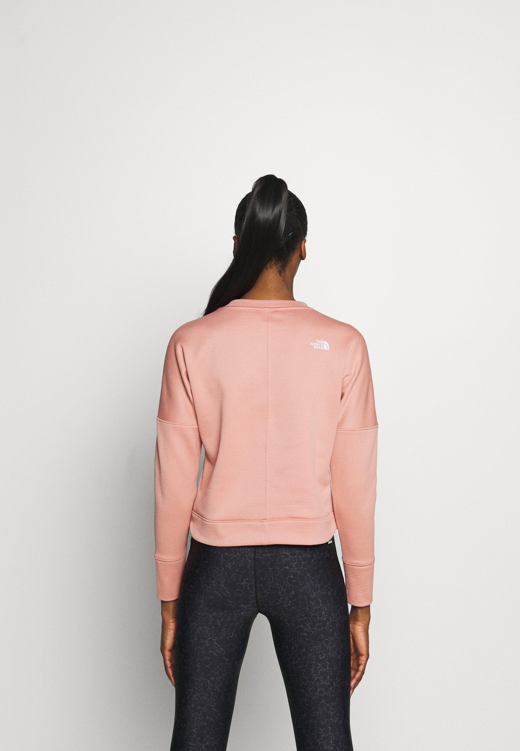 The North Face HIKESTELLER VANADIS - Fleece jumper - pink clay DlS4r