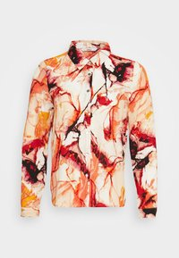 ONLY - ONLALMA LIFE - Button-down blouse - cloud dancer/marble - 5