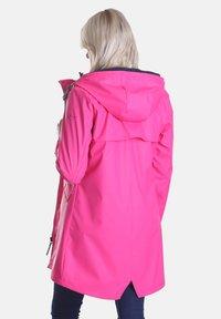 Dingy Rhythm Of The Rain - Parka - pink - 1