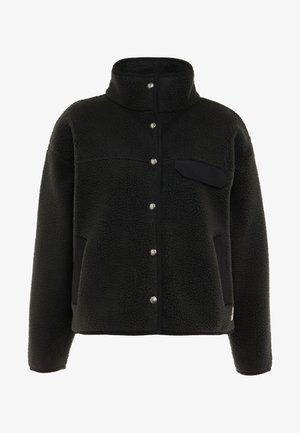 WOMENS CRAGMONT JACKET - Fleecejakke - black