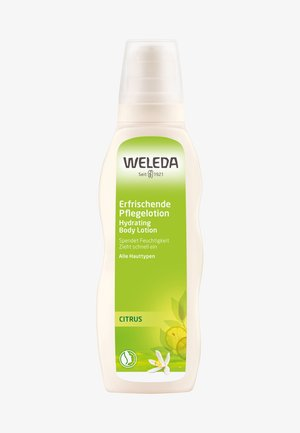 CITRUS HYDRATING BODY LOTION - Balsam - -