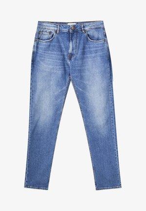 Jeans Slim Fit - mottled blue