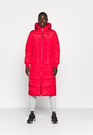 JUDITH  - Abrigo de invierno - racing red