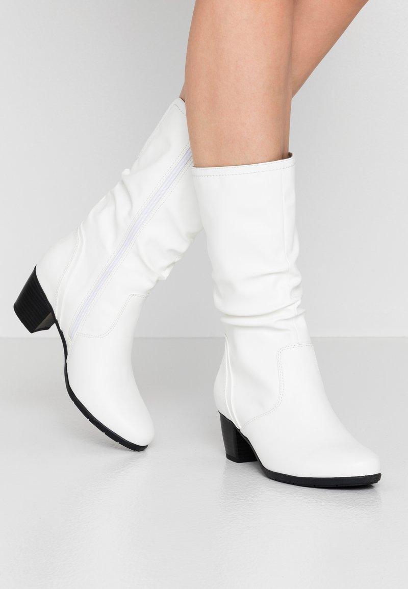 Jana - Boots - white