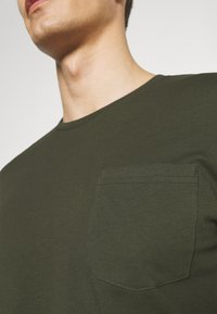Pier One - Long sleeved top - olive - 5
