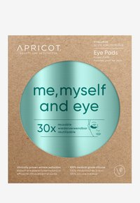 APRICOT - EYE PADS WITH HYALURON - Cura degli occhi - - - 0