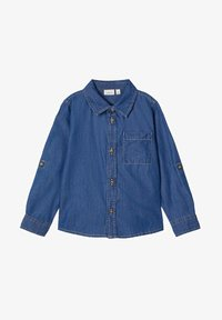 Name it - Overhemd - dark blue denim - 0
