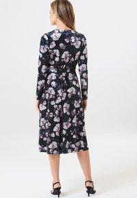 Sugarhill Brighton - TRINITY - Day dress - black - 1