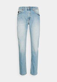 AMETIST - Slim fit jeans - light blue denim