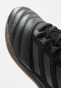 adidas Performance - COPA 20.3 IN SALA - Indoor football boots - core black/dough solid grey - 5
