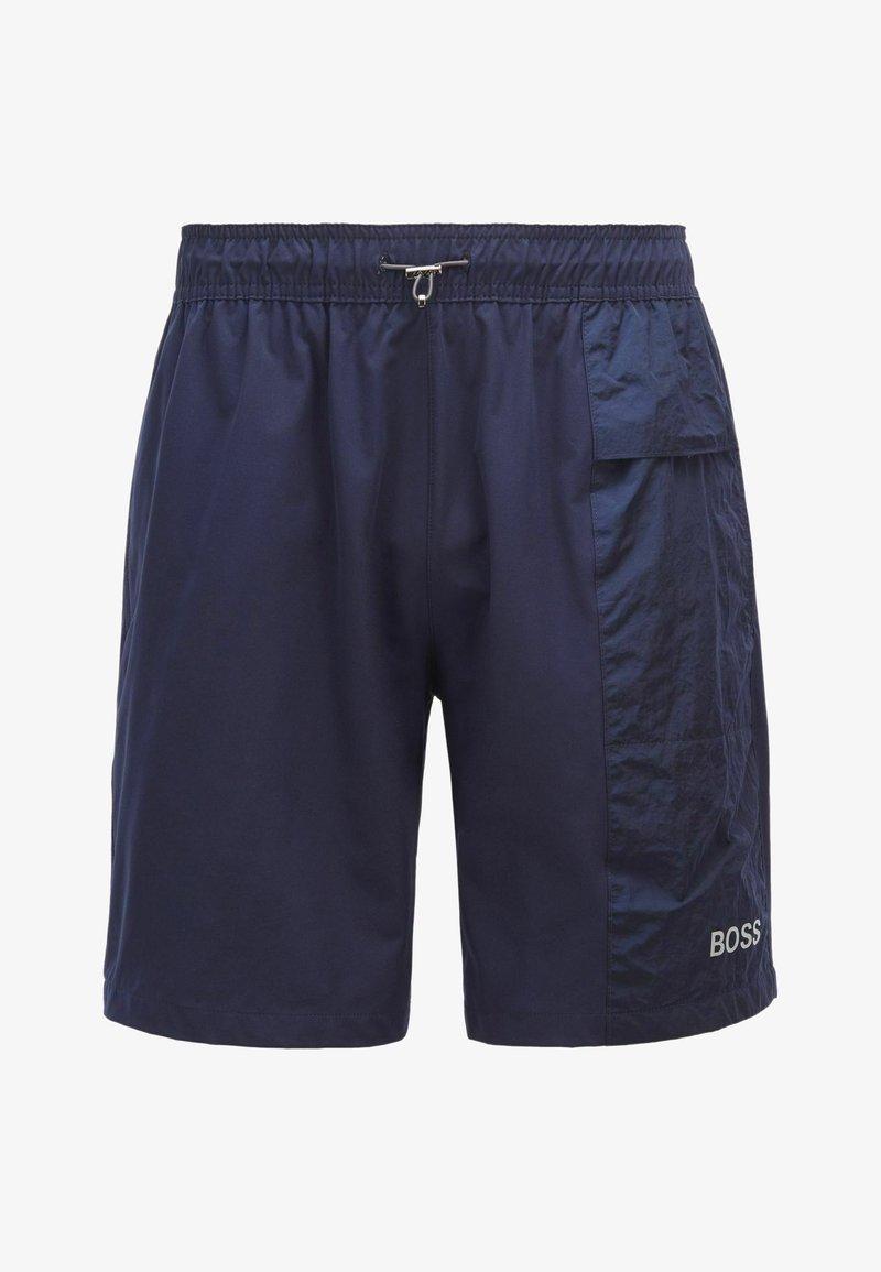 BOSS - SLASHFISH - Swimming shorts - dark blue